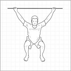 Overhead Squat Anterior